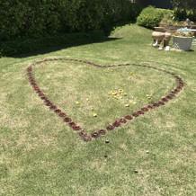 ガーデンも可愛くなっている!