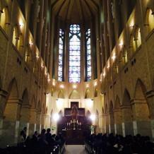 チャペル大聖堂