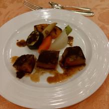 迷った中華の肉料理