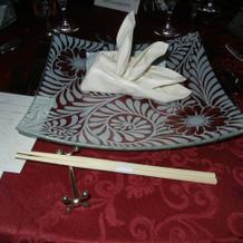 テーブルコーデ