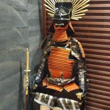 豊臣秀吉の甲冑、相当重いらしいです笑