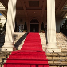 ビクトリアハウス チャペル階段
