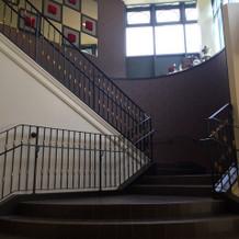ここでも階段入場ができるそう