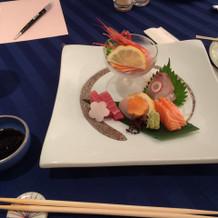 和食① お刺身