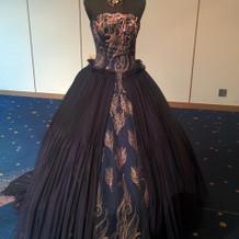婚のドレス
