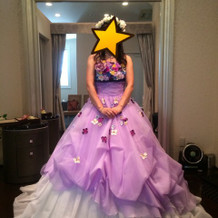えびちゃんプロデュースのドレス