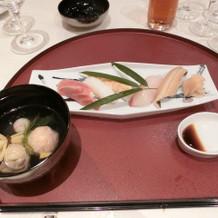 和食お寿司