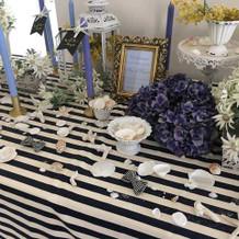 飾りテーブル
