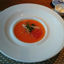 スープも美味!