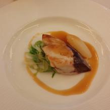 試食会時魚料理2