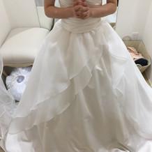 プラン内のドレスにオプションつけました