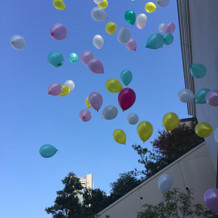 風船のイベント