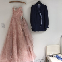 ドレスの種類は思ってたよりなかったです。