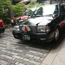 花嫁タクシー
