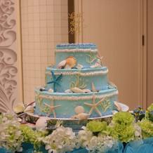 とってもお気に入りのケーキ