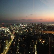 35階からの景色