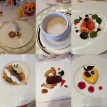 どの料理も美味しいと好評でした。