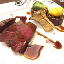 お肉料理です☆とても美味しかったです!