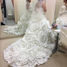 2wayのドレス。※物凄く重い