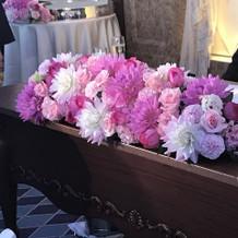 高砂 装花
