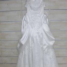 差額なしの衣装屋さんのドレス④