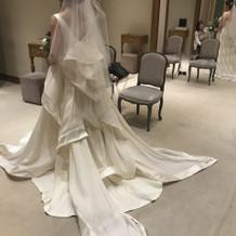 アントニオリーヴァのドレスです。