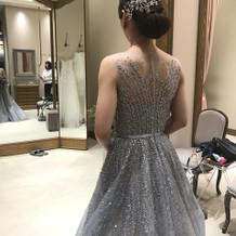 リームアクラのドレスです