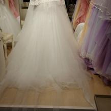 たくさんドレスがありとても満足しました