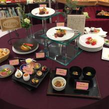 17,000円の料理