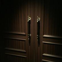 チャペル扉