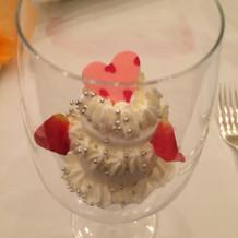 プチウエディングケーキ