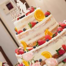 とっても可愛ケーキ