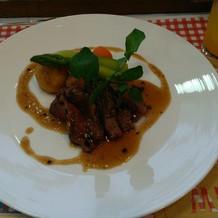お肉が柔らかく、食べやすかったです。