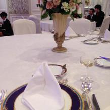テーブルはこんな感じ