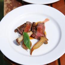 肉料理 アマンダングリル
