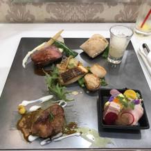 ブライズルームで食べれました