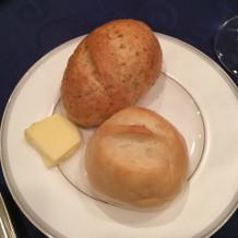 パン。実際は3種類ありました。