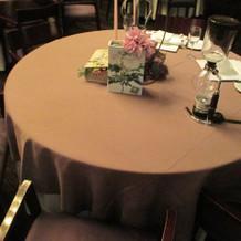 クリスタルスカイテーブル