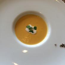 素材の味を生かしたスープ