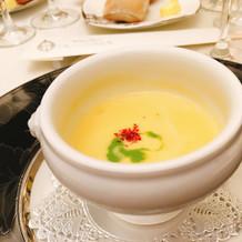 スープまで