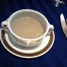 本日のスープ(マッシュルーム)