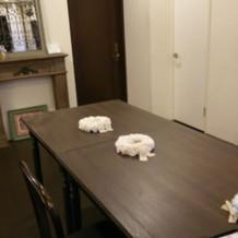 親族待合室