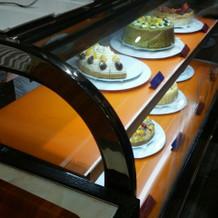ビュッフェ10種ケーキ