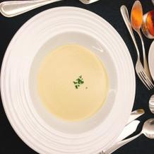 スープが好評でした