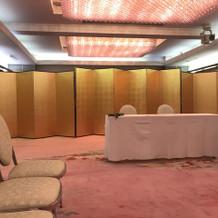 親族紹介の部屋です