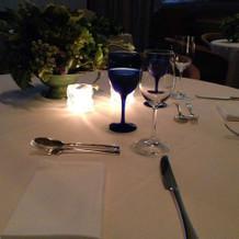 テーブルの雰囲気1
