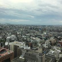 天気が良いと富士山も見えるそう