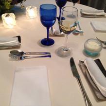 テーブルの雰囲気2