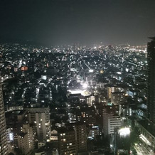 夜景 すっごく綺麗ですよ!