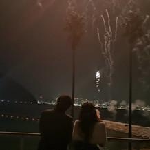 私達だけの花火は一生で一度の最高の思い出